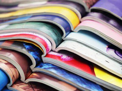 Auch bei uns ausleihbar – Zeitschriften